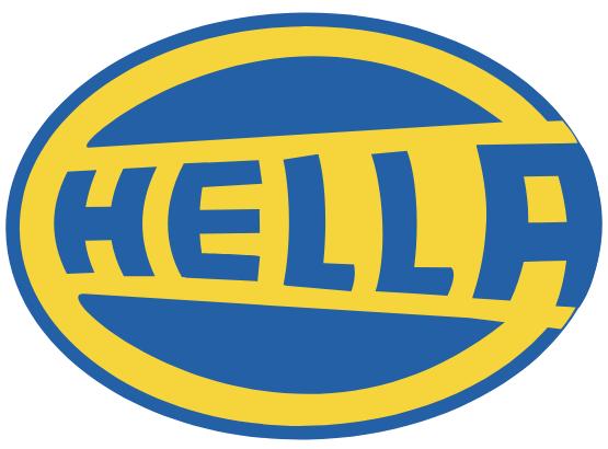 Логотип Hella