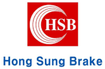 Логотип HSB (Hong Sung Brake)